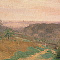Ville Davray, Hauts-de-seine by Jean Baptiste Camille Corot