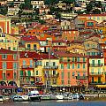 Villefranche by Jim Southwell