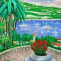 Villefranche Sur Mer---cote-d'azur by Ronald Haber
