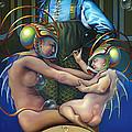 Villeroy Bleu by Patrick Anthony Pierson
