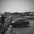 Vinatge 70s Fishing by Maj Seda