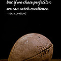Vince Lombardi On Perfection by Edward Fielding