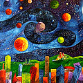 Vincent's Dream by Bert Munoz