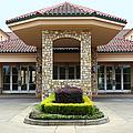 Vineyard Creek Hyatt Hotel Santa Rosa California 5d25792 by Wingsdomain Art and Photography