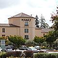 Vineyard Creek Hyatt Hotel Santa Rosa California 5d25866 by Wingsdomain Art and Photography