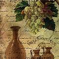 Vins Spiritueux Nectar Of The Gods by Sarah Vernon