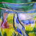 Vinsanchi Glass Art-1 by Vin Kitayama