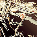 Vintage 1948 Indian by Greg Sharpe