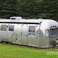 Vintage Airstream Trailer by Edward Fielding