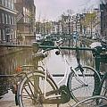 Vintage Amsterdam by Ann Garrett