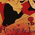 Vintage Art Poster Advertisement Entertainment Toulouse Lautrec 1892 by R Muirhead Art