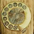 Vintage Aussie Rotary by Elaine Duras
