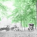 Vintage Autobmobiles by Cathy Anderson