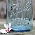 Vintage Ball Perfect Mason Blue by Terry DeLuco