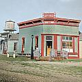Vintage Bank by Judy Hall-Folde