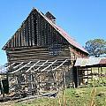 Vintage Barn Beauty by Dale Jackson
