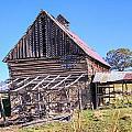 Vintage Barn Beauty II by Dale Jackson