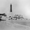 Vintage Barnegat Lighthouse  by Bill Cannon