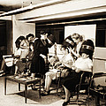 Vintage Beauty Parlor by Bill Cannon