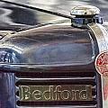 Vintage Bedford Truck by Douglas Barnard