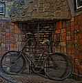 Vintage Bicycle by Susan Candelario