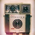Vintage Brownie Starmite Camera by Steve Stephenson