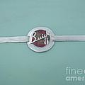 Vintage Buick Emblem by Jennifer Lavigne
