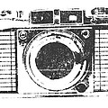 Vintage Camera by Martin Newman