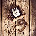 Vintage Camera by Tim Hester