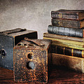 Vintage Cameras And Books by David and Carol Kelly