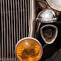 Vintage Car Details 6294 by Brent L Ander