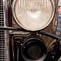 Vintage Car Details 6295 by Brent L Ander