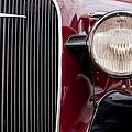 Vintage Car Details 6297 by Brent L Ander