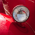 Vintage Car Details 6298 by Brent L Ander