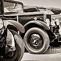 Vintage Cars by Delphimages Photo Creations