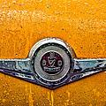 Vintage Checker Taxi by John Farnan