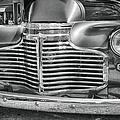Vintage Chevrolet by Theresa Tahara