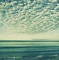 Vintage Clouds by Kim Hojnacki