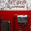 Vintage Coca Cola by Denise Mazzocco