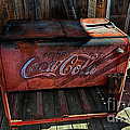 Vintage Coca-cola by Paul Mashburn