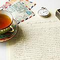 Vintage Correspondence by Patricia Hofmeester