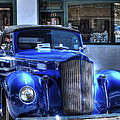 Vintage Cruise Cars 3 by SC Heffner