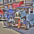 Vintage Cruise Cars 5 by SC Heffner