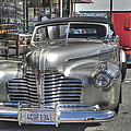 Vintage Cruise Cars 6 by SC Heffner