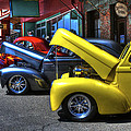 Vintage Cruise Cars 7 by SC Heffner