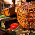 Vintage Cuss Box by Amy Cicconi