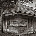 Vintage D'hanis Texas Business by Priscilla Burgers