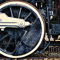 Vintage Drive Wheel by Olivier Le Queinec