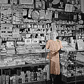 Vintage Drug Store by Andrew Fare