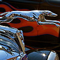 Vintage Ford Lincoln Hood Ornament by John Babis